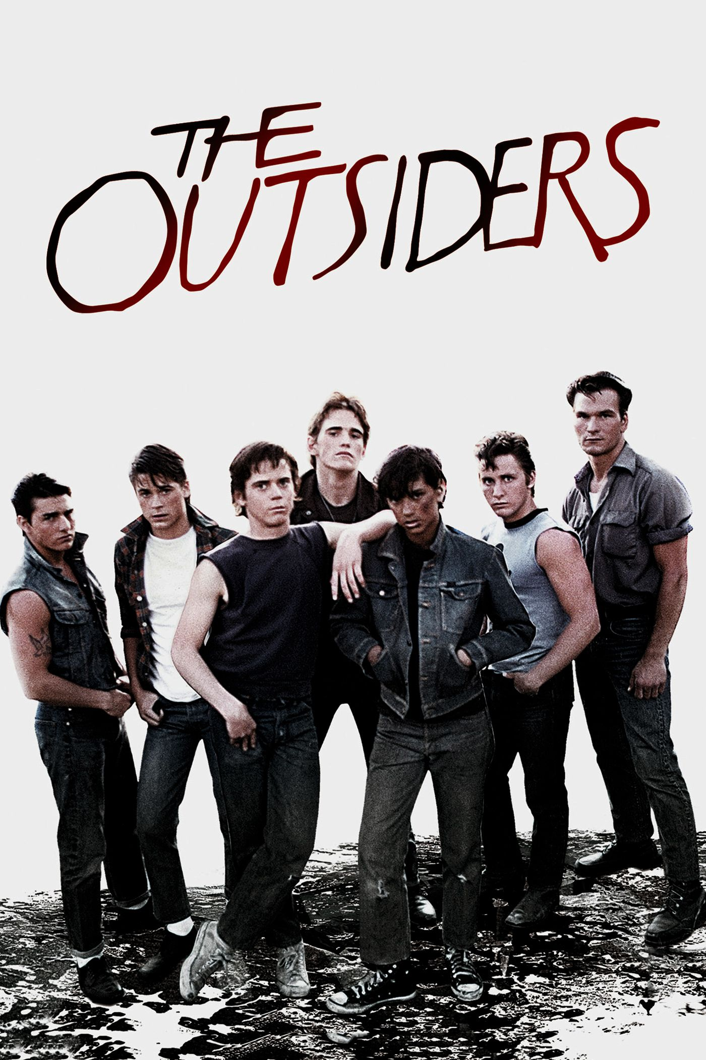 Download The Outsiders Wallpaper Gallery   Outsiders Movie 1400x2100