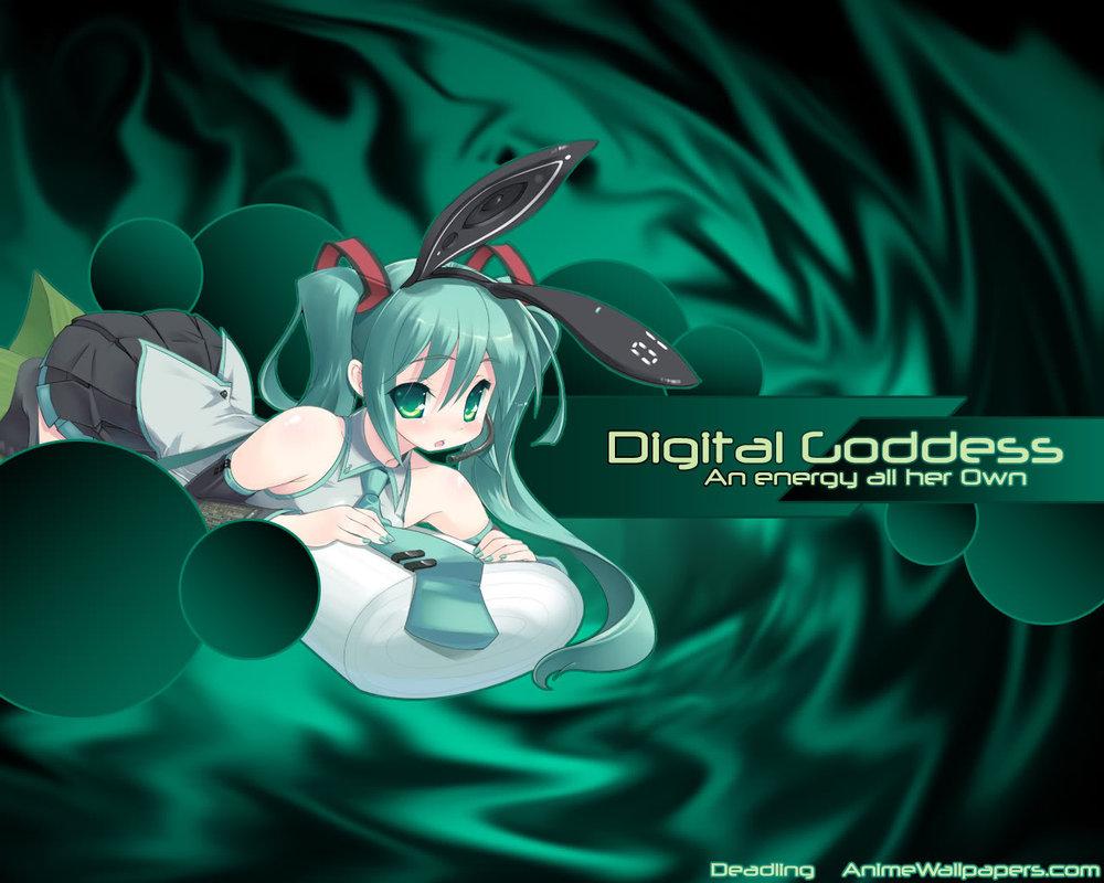 Free Download Hatsune Miku 1000x800 For Your Desktop Mobile