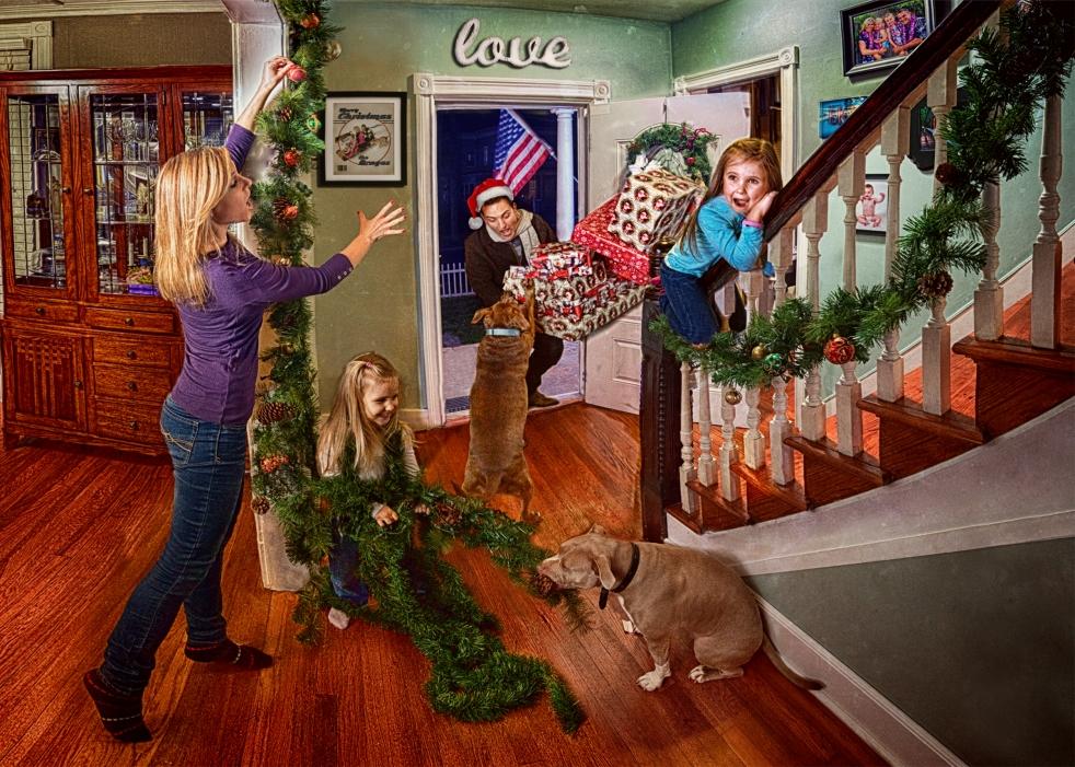 Superman Christmas Decorations