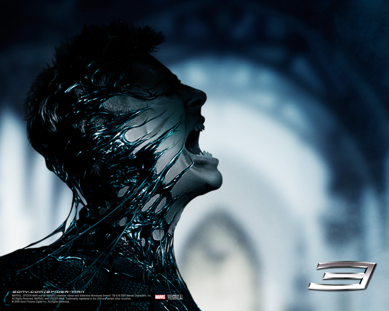 Free Download Black Spiderman 3 Wallpapers Hd 1280x1024