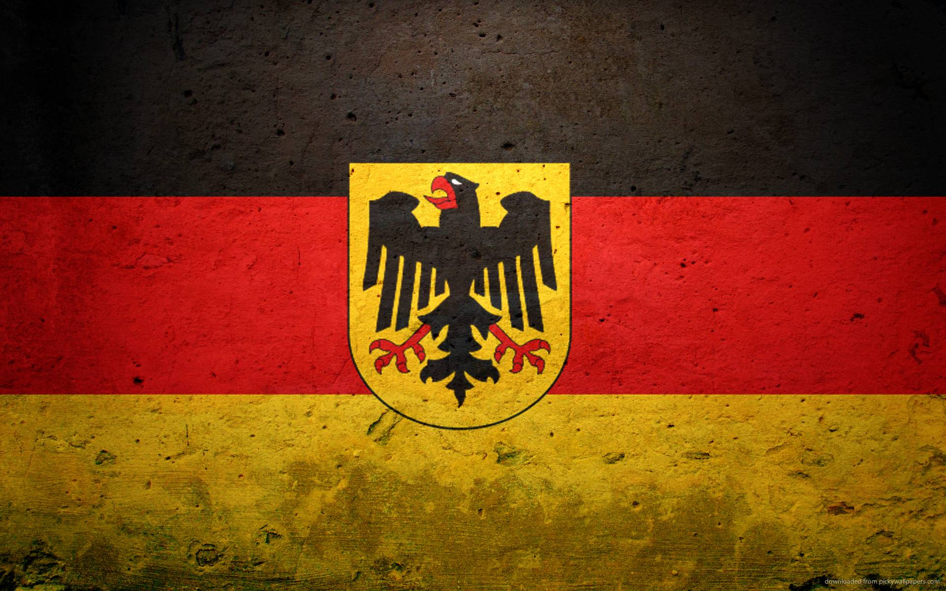 Germany Flag Wallpapers 1920x1200