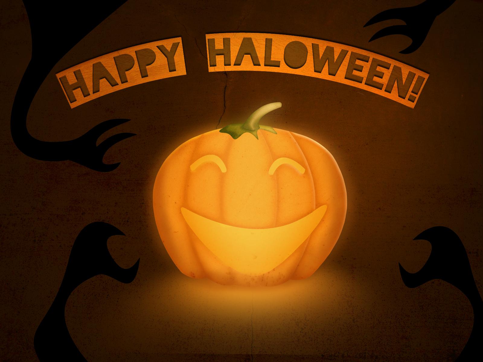 cute happy halloween wallpaper cute happy halloween wallpaper cute 1600x1200