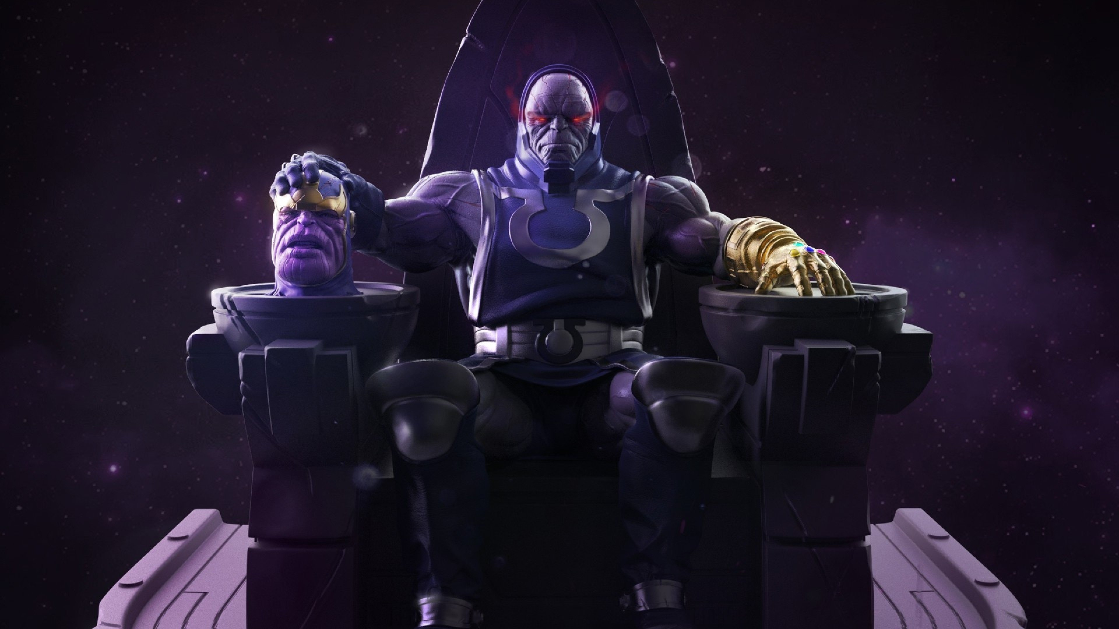 Darkseid HD Wallpaper 83 images 3840x2160