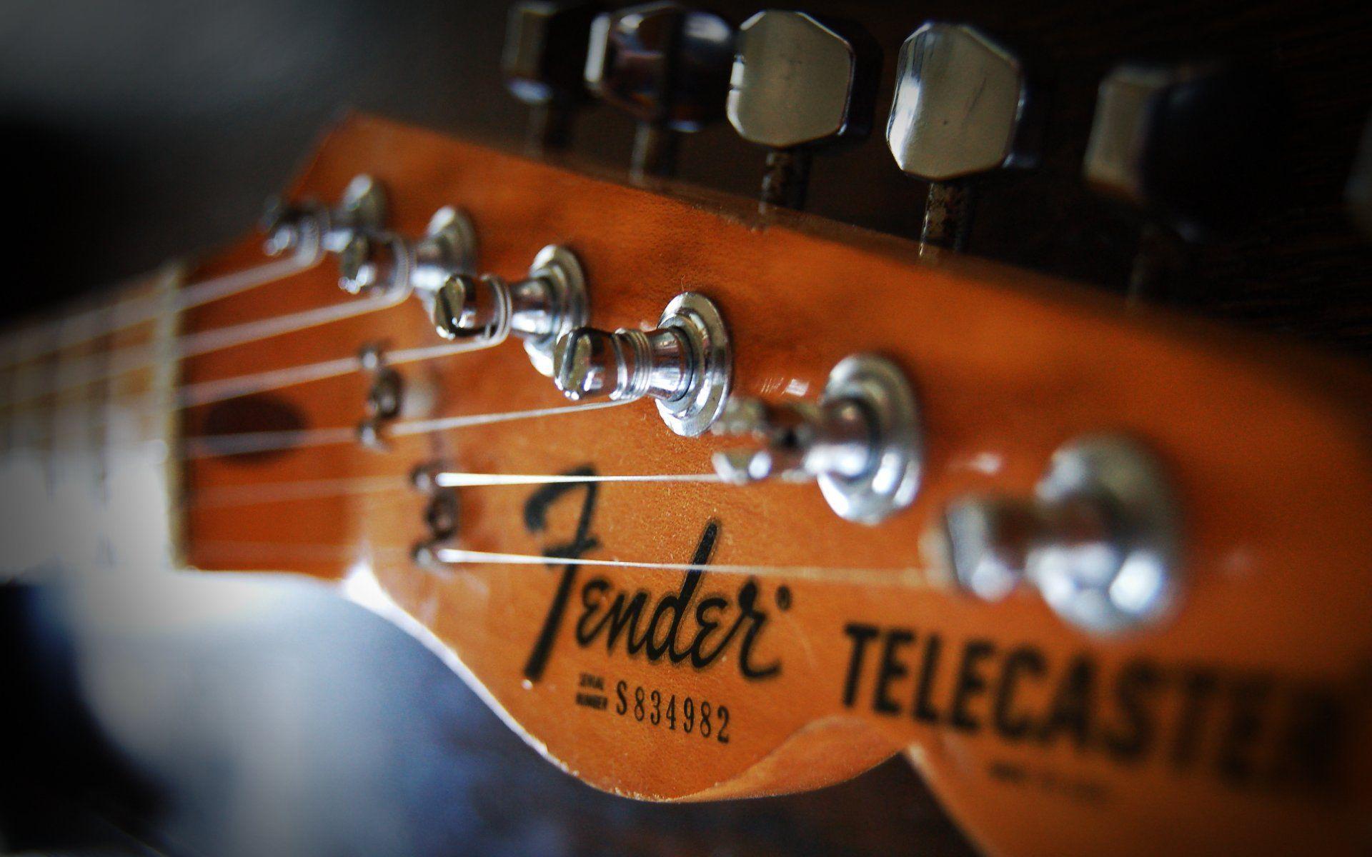 Fender Telecaster Wallpapers 1920x1200