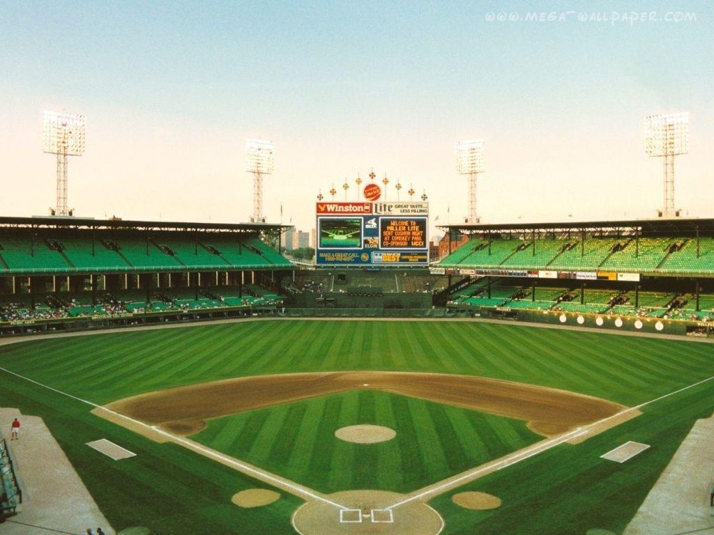 Baseball Stadium Rendering 1024x768