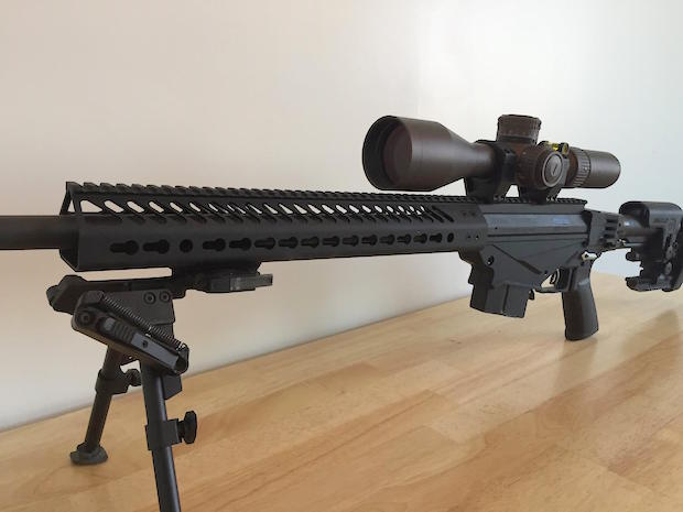 Seekins Precision Rails and Accessories for Ruger Precision Rifle 620x465