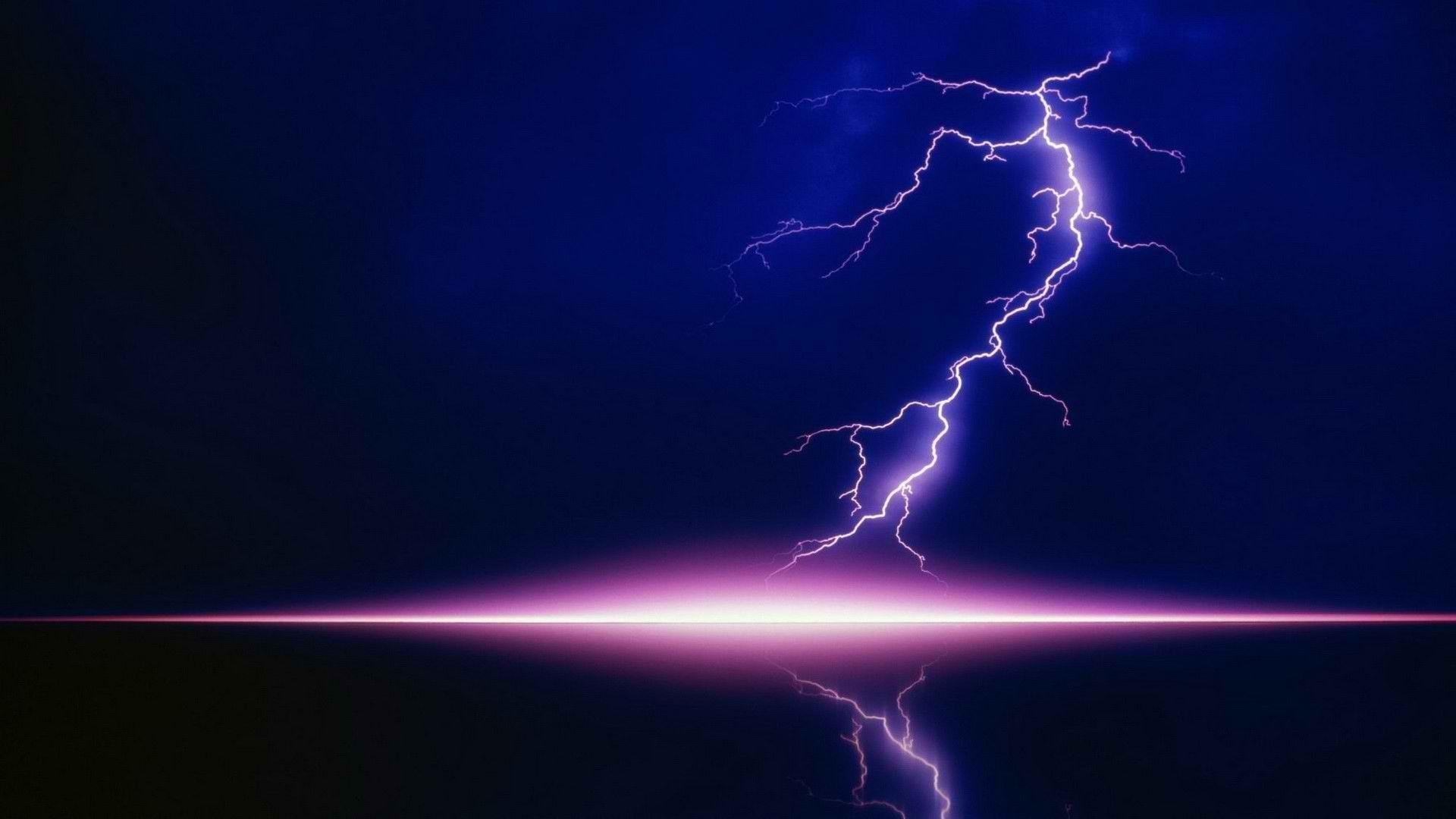 purple lightning wallpaper wallpapersafari
