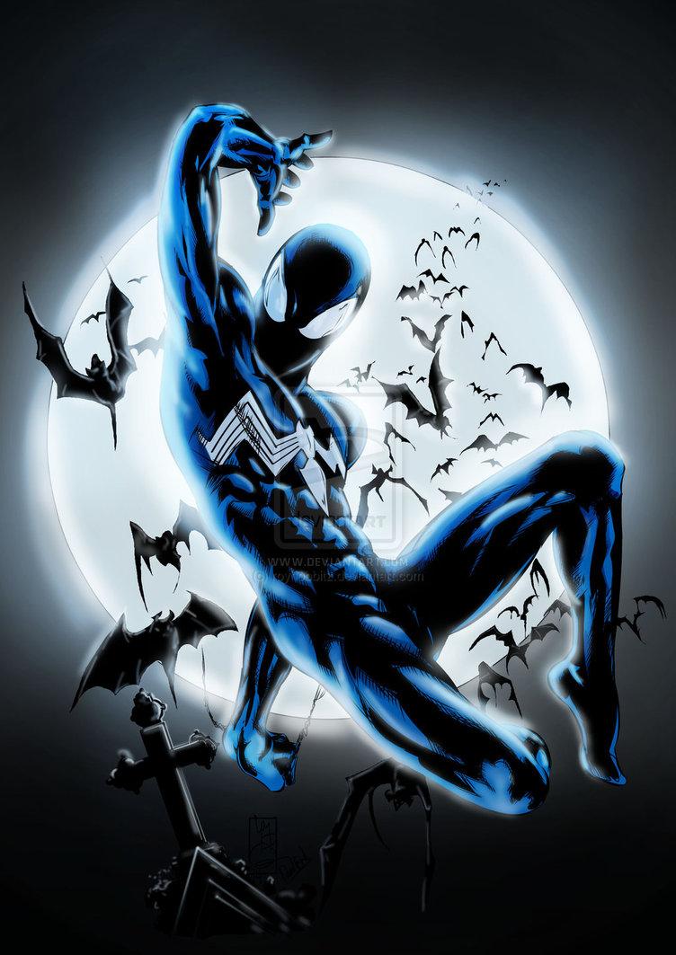 Symbiote Spider Man Wallpaper - WallpaperSafari