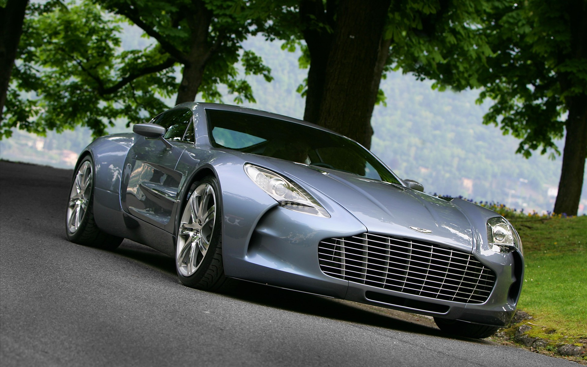 Aston Martin One 77 Wallpapers HD Wallpapers 1920x1200