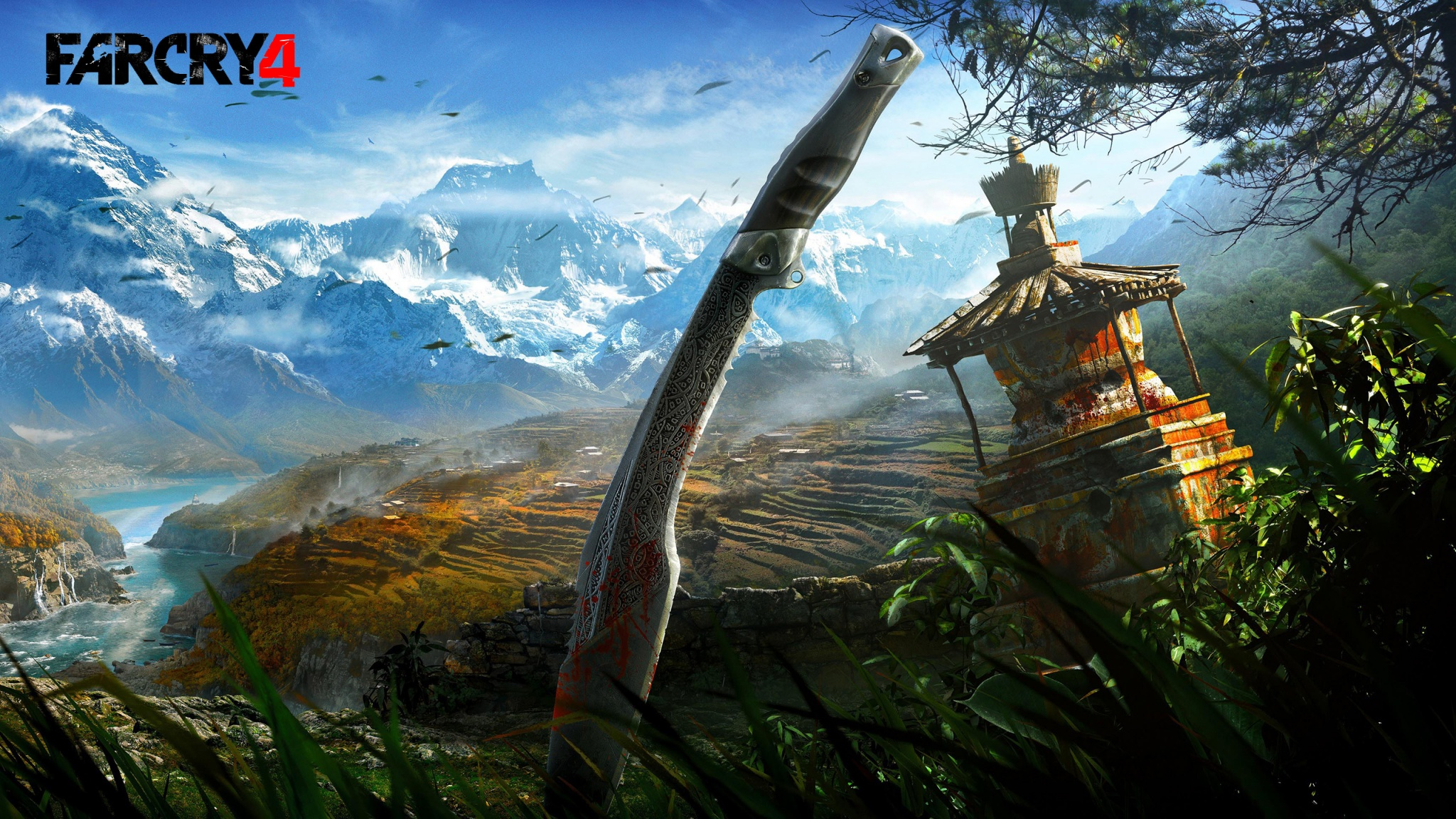 Far Cry 4 Poster Wallpapers   2048x1152   1070821 2048x1152