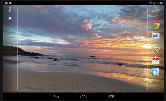 Live wallpapers for android tablets wallpapersafari for Wallpaper home screen android