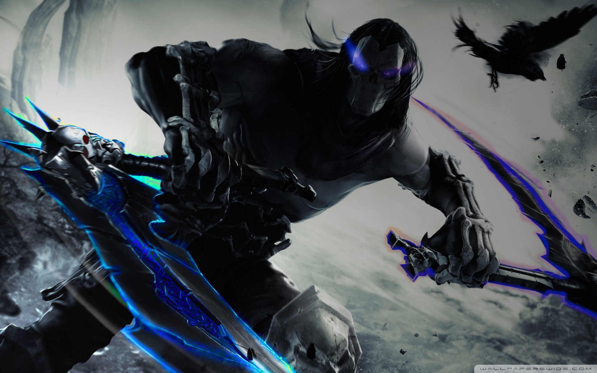 Pics Photos   Quality Darksiders 2 Wallpaper Wallpaper By 1920x1200