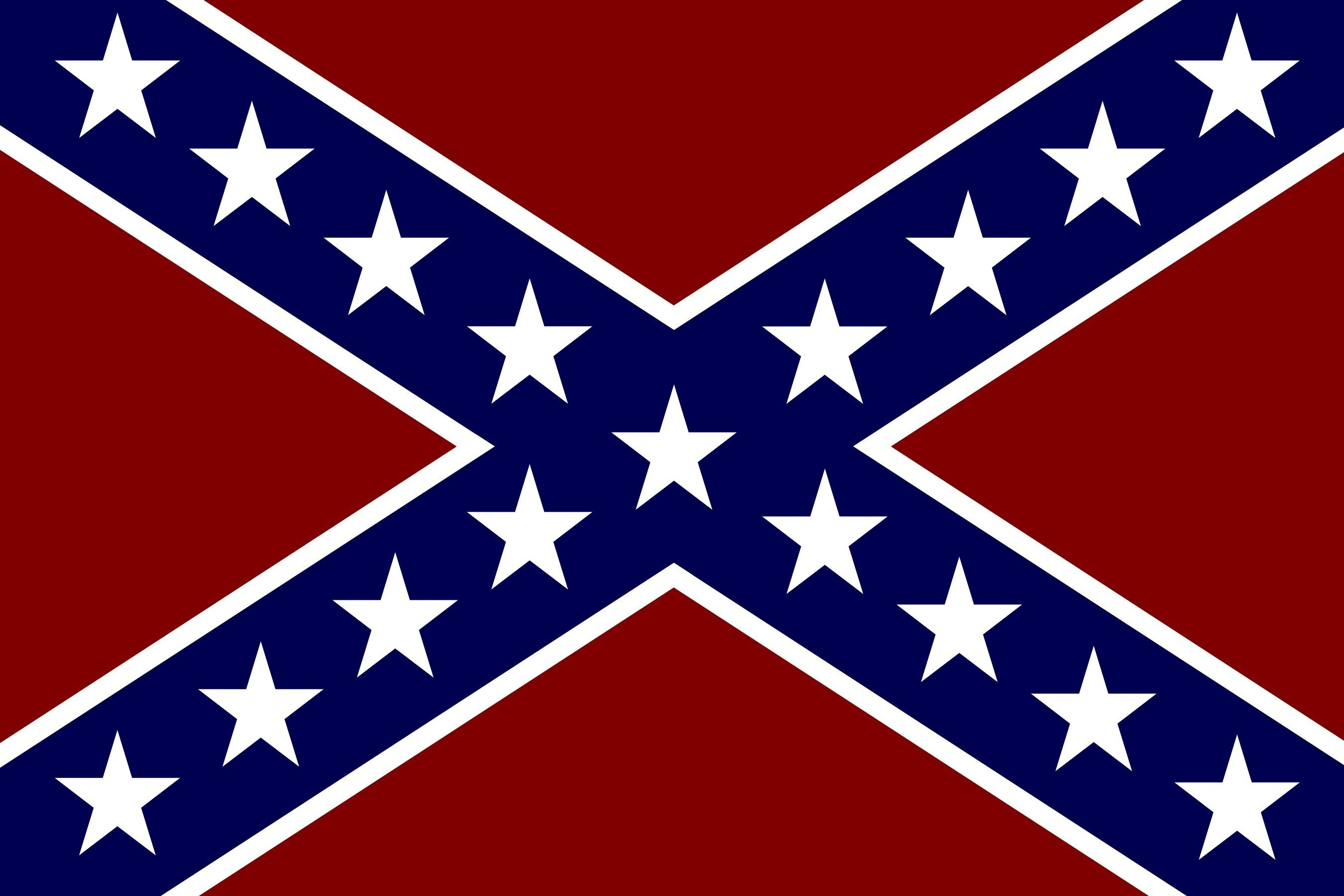 Confederate Flag Wallpaper for iPhone 2700x1800