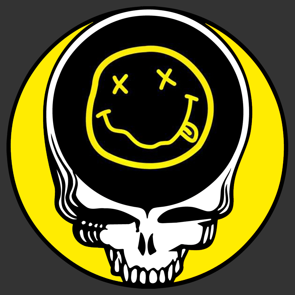 Nirvana Logo Wallpapers 1000x1000