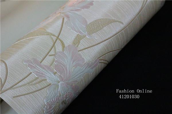 Vinyl PVC Wallpaper Fashion Online Italian style wallpaper 600x400