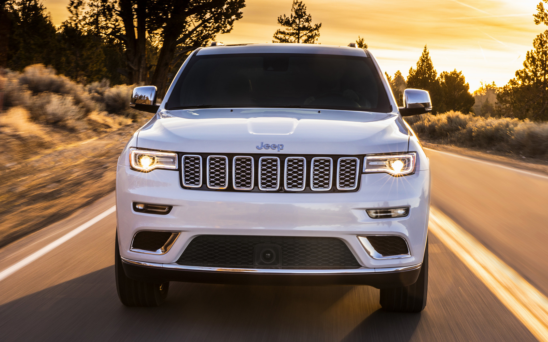 2017 Jeep Grand Cherokee Summit   Wallpapers and HD Images Car Pixel 1920x1200