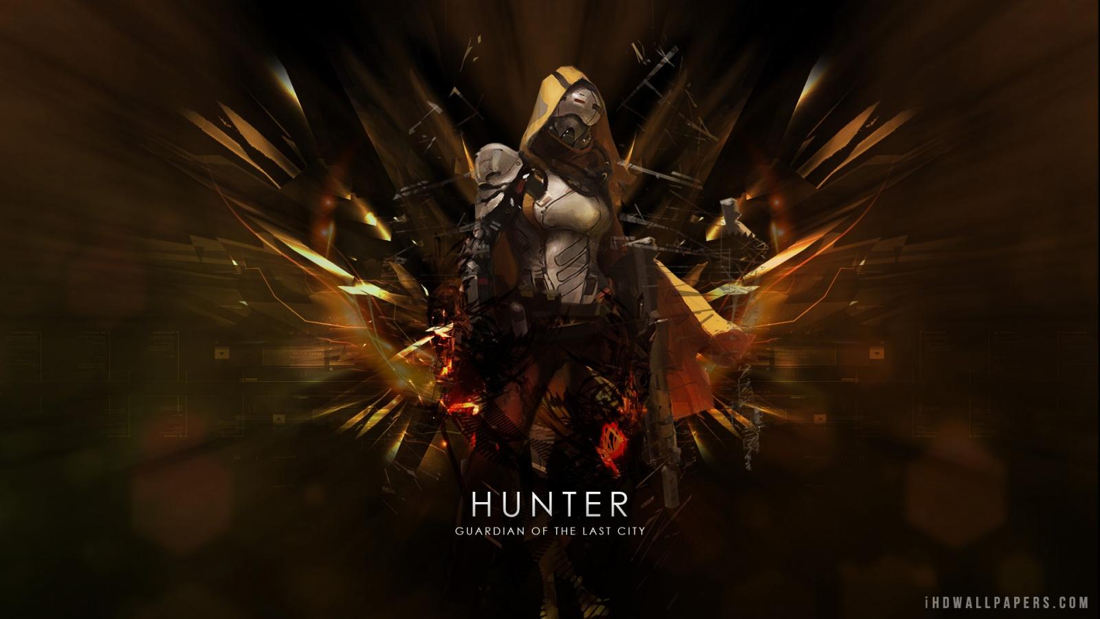 Destiny Hunter Wallpaper Pictures 1600x900