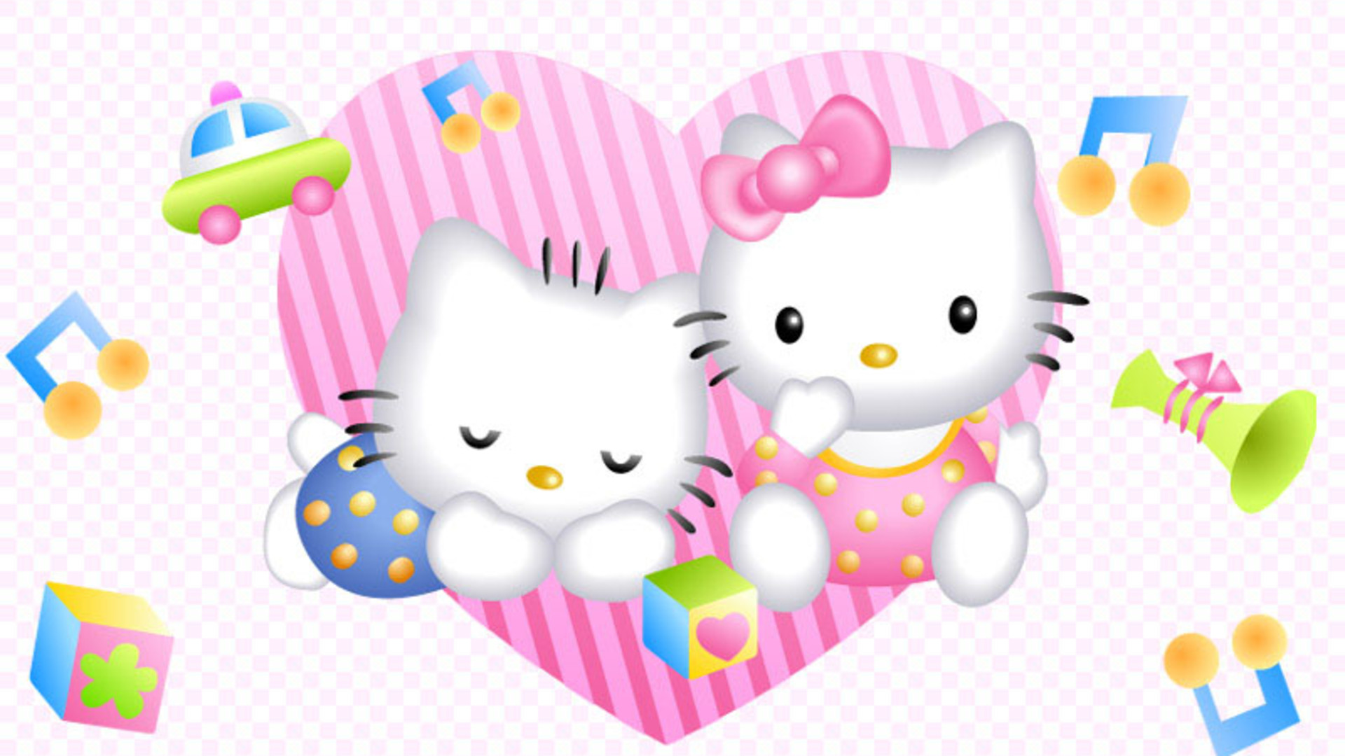 download Hello Kitty Wallpaper Desktop 17406 Wallpaper 1920x1080