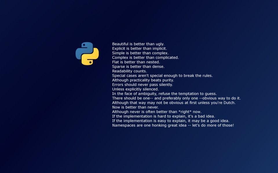 Free Download Python Programming Wallpaper Python Wallpaper