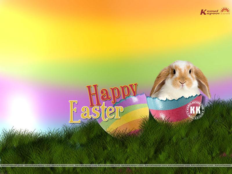 Microsoft Easter Wallpaper