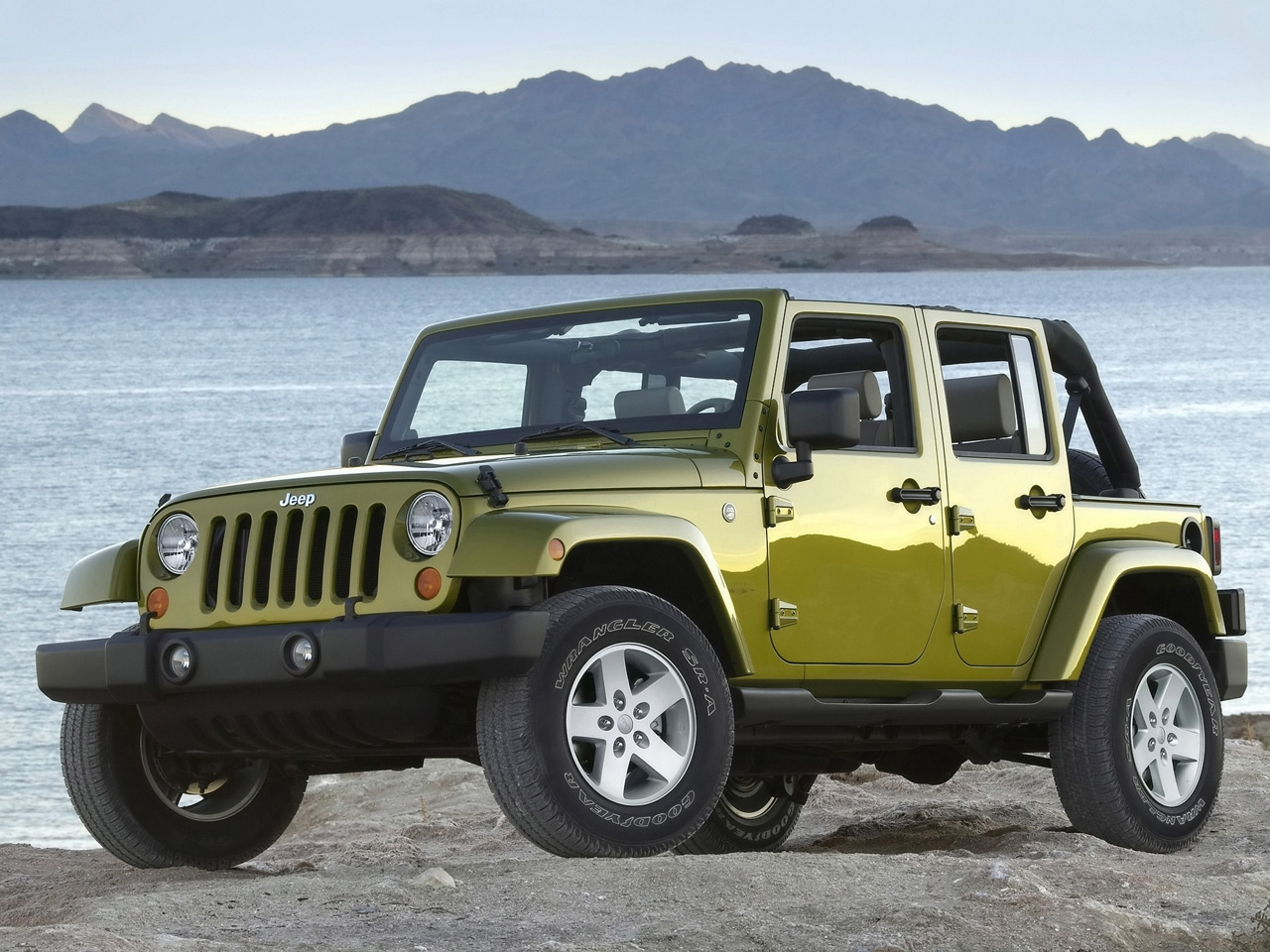 Jeep Wrangler HD Wallpapers 1280x960