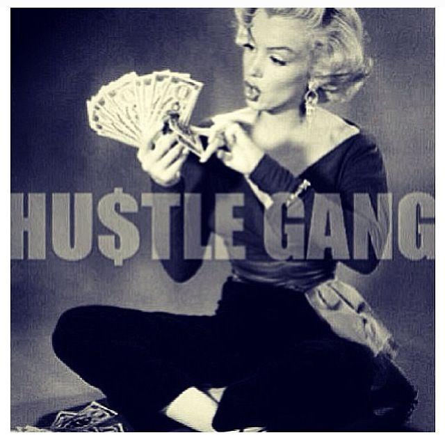Hustle gang Team Pinterest 640x635