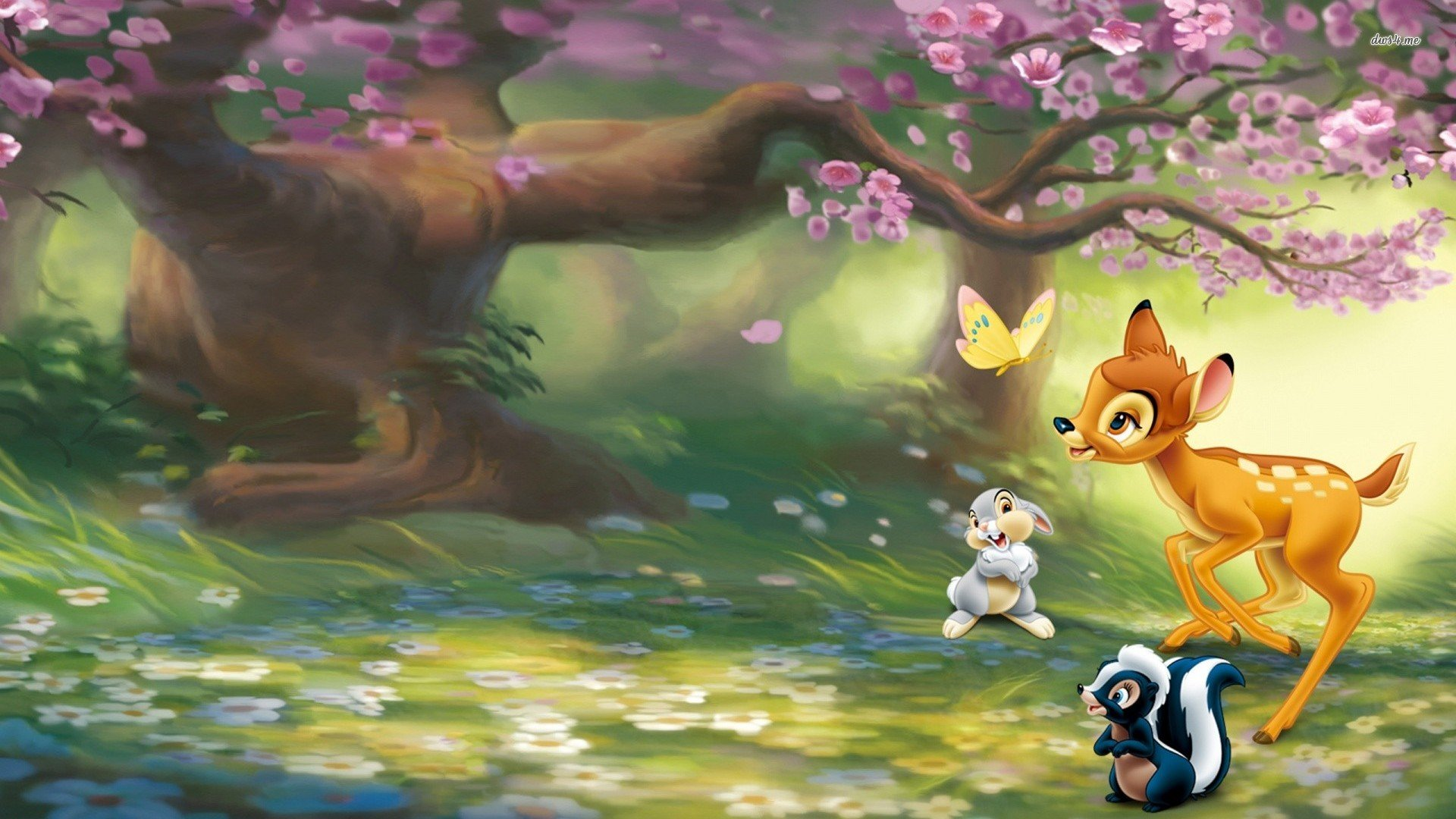 13693 bambi 1920x1080 cartoon wallpaper bambi wallpaperpictures 1920x1080