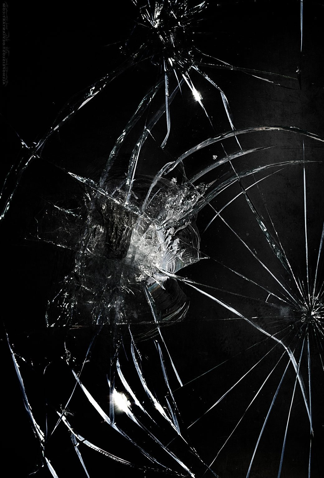 Free Download Broken Realistic Cracked Screen Hd Wallpapers
