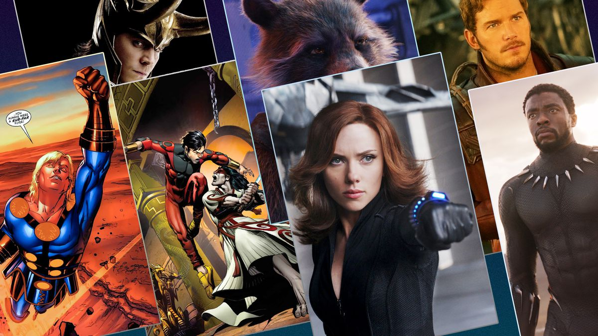 Every new Marvel movie and TV show set to be released in 2020 1200x675