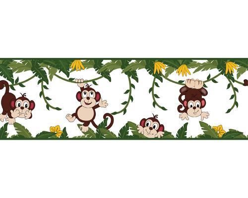 Monkey Borders 500x400