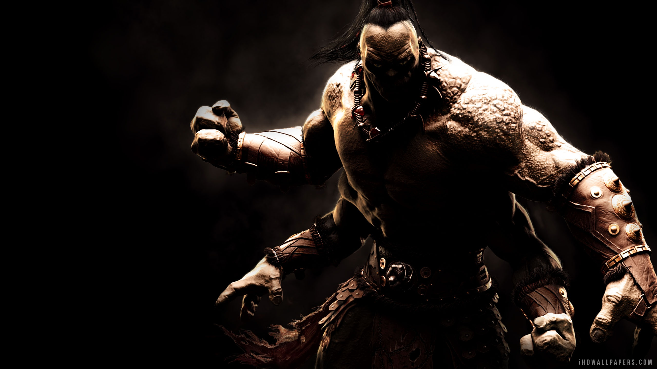 Goro in Mortal Kombat X HD Wallpaper   iHD Wallpapers 2560x1440
