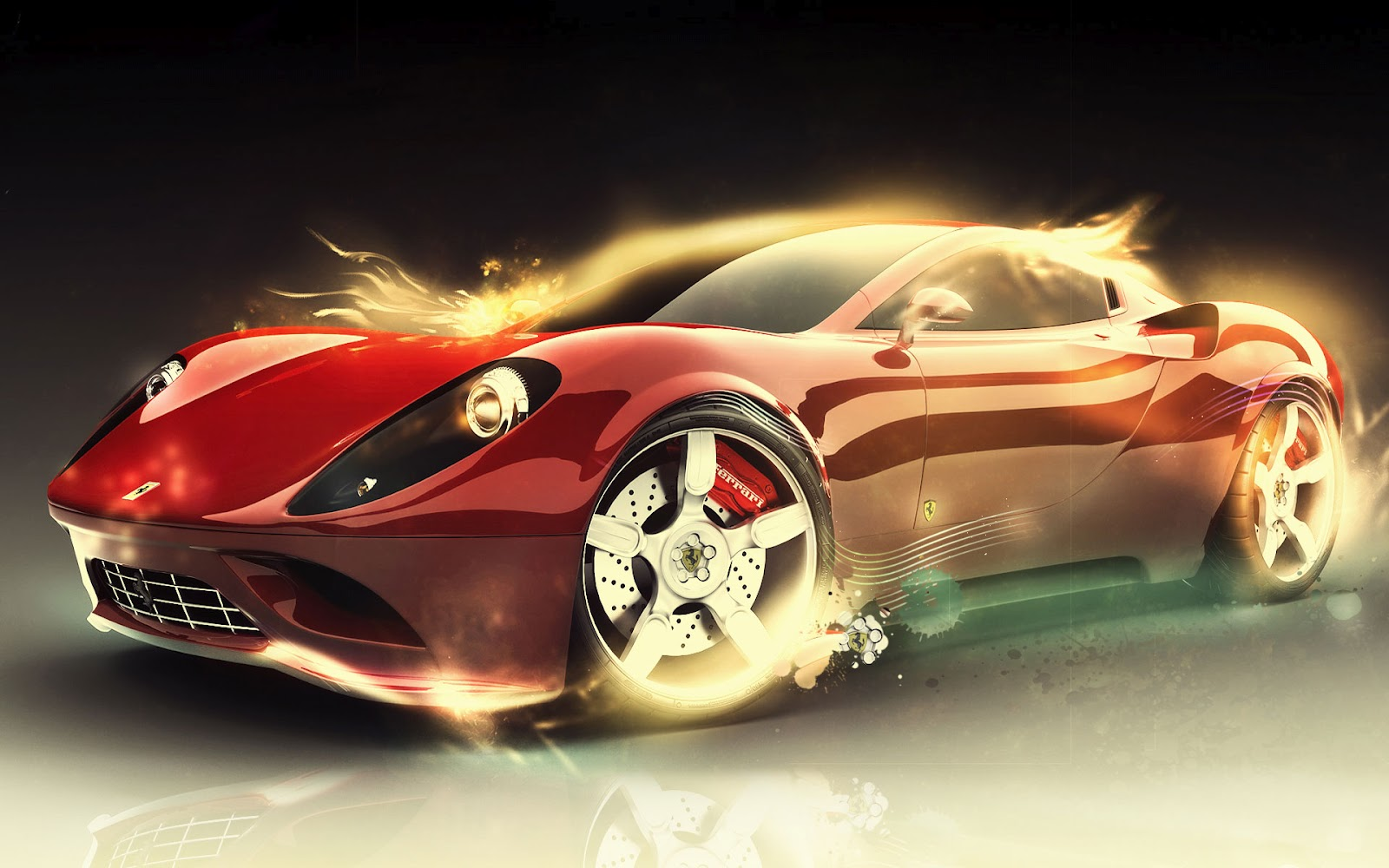 iWallpapers CARS WALLPAPERS DESKTOP HD 1600x1000