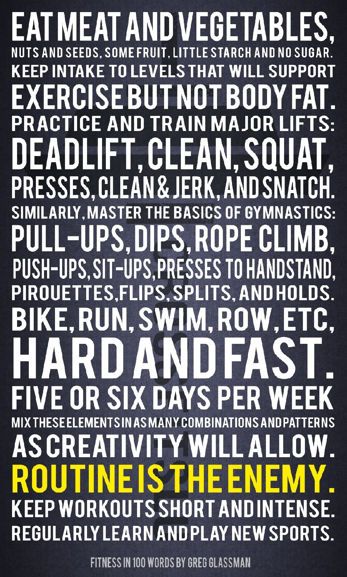 Crossfit Wallpapers 67 images 1180x1960