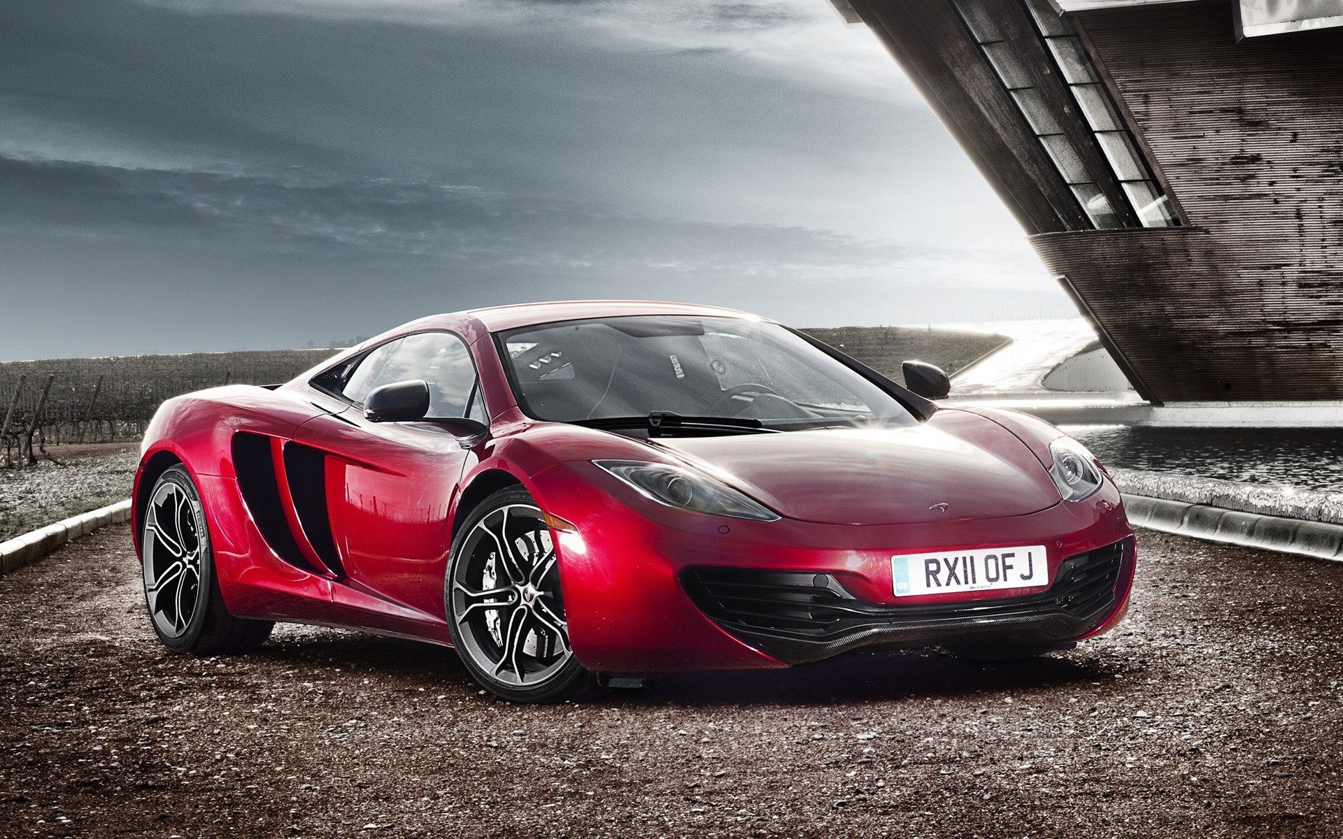 Mclaren Mp4 12c Wallpaper Wallpapersafari