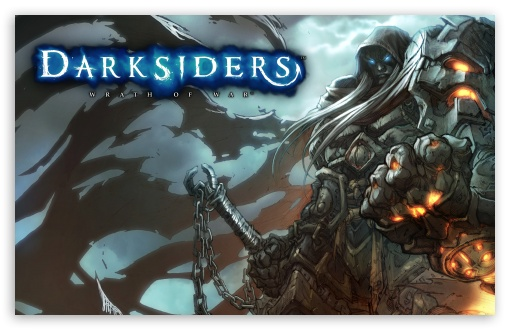 Darksiders wallpaper 510x330