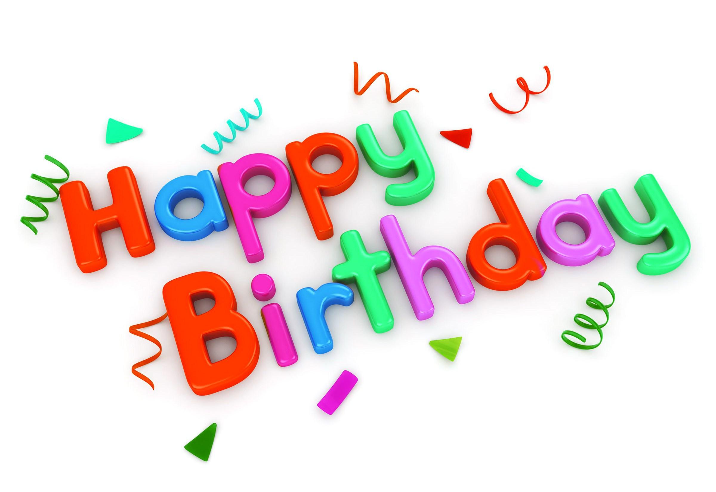 Birthday wallpapers Happy Birthday download Birthday greeting 2400x1649