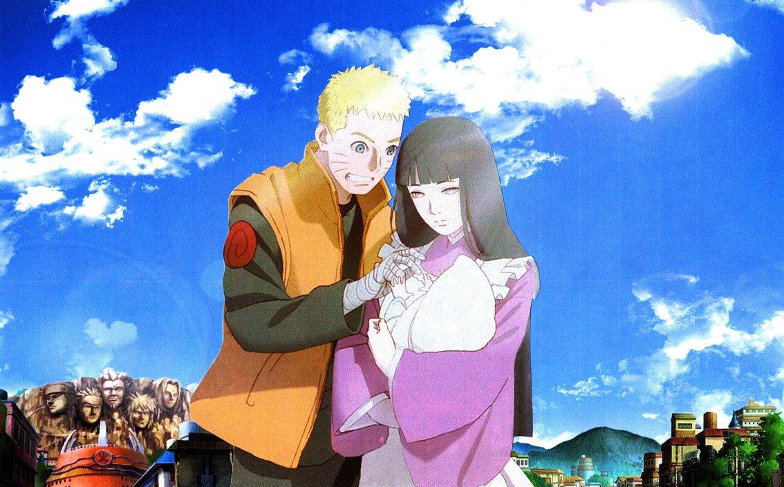 Naruto Hinata Boruto Wallpaper 4 by weissdrum 1134x705