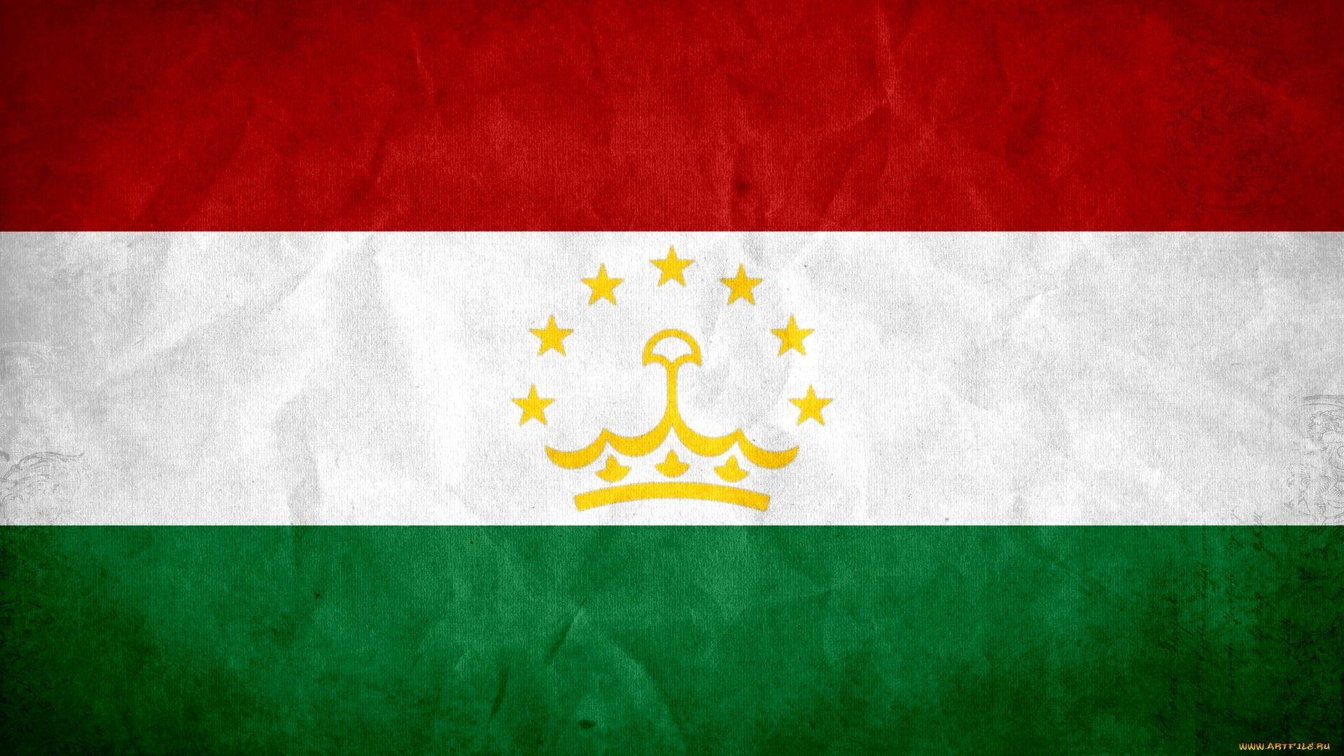 Flag of Tajikistan wallpaper Flags wallpaper 1920x1080