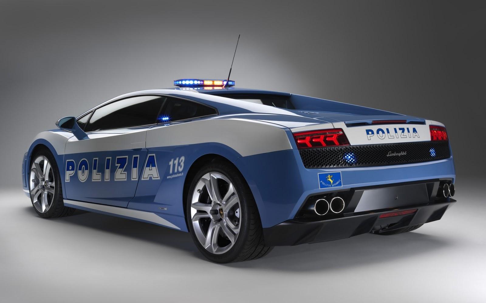 Lamborghini Gallardo Police Car Pictures ~ Cars Wallpapers HD