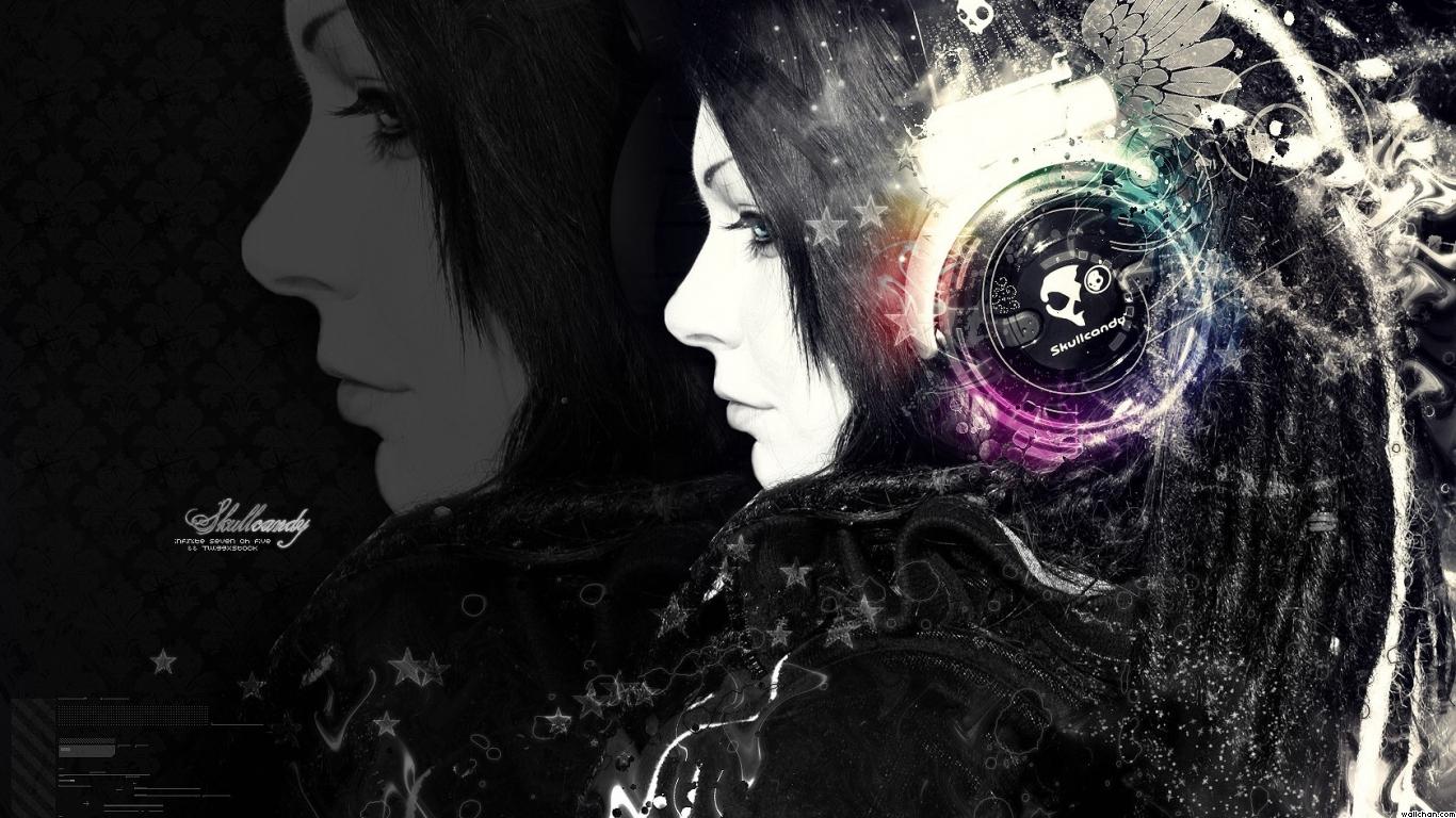 Hd wallpaper music - Abstract Music Hd Wallpaper