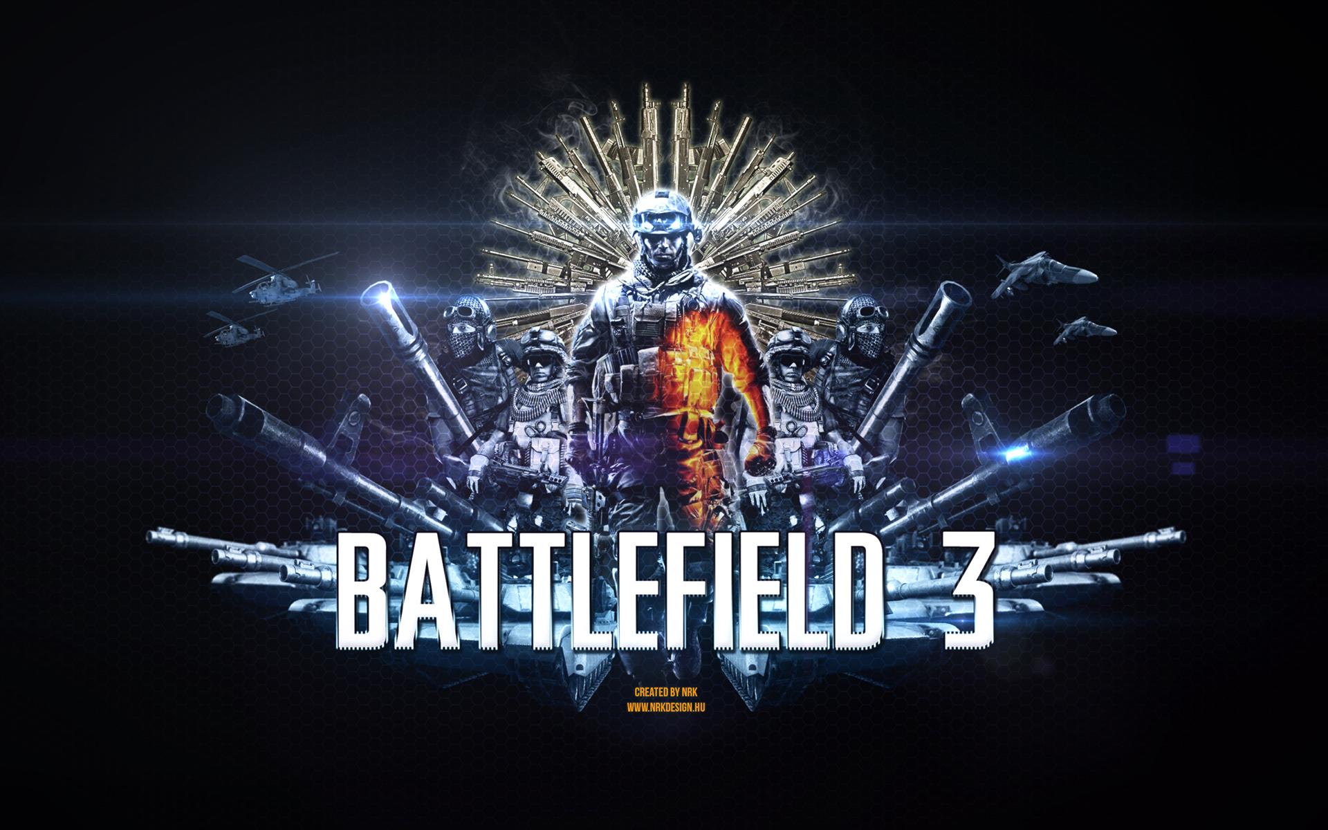 Ultimate Battlefield 3 Wallpapers HD Wallpapers 1920x1200