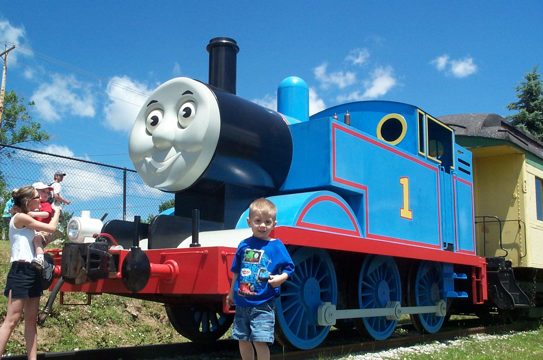 50 Thomas Train Wallpaper On Wallpapersafari