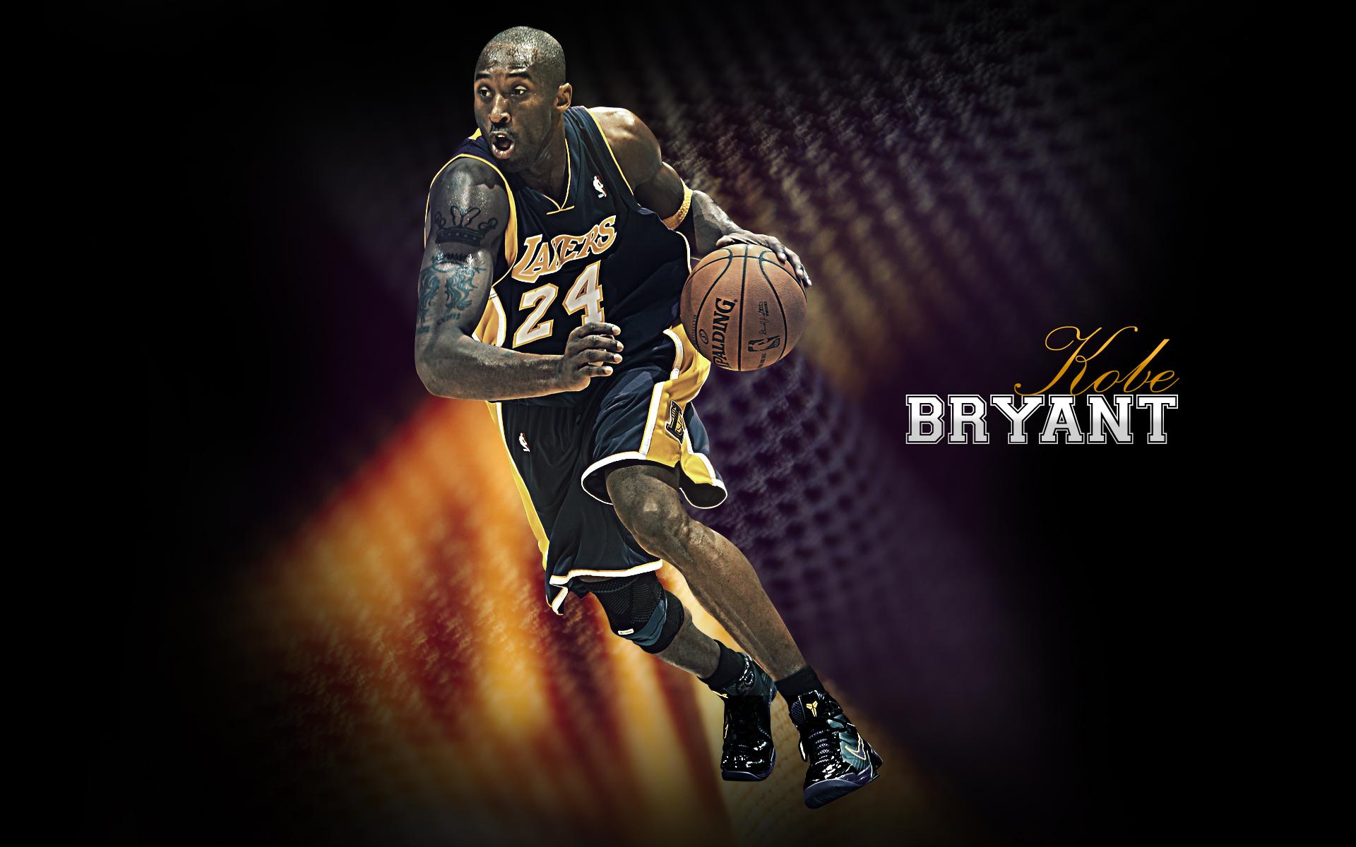 Kobe Bryant wallpaper 10349 1920x1200