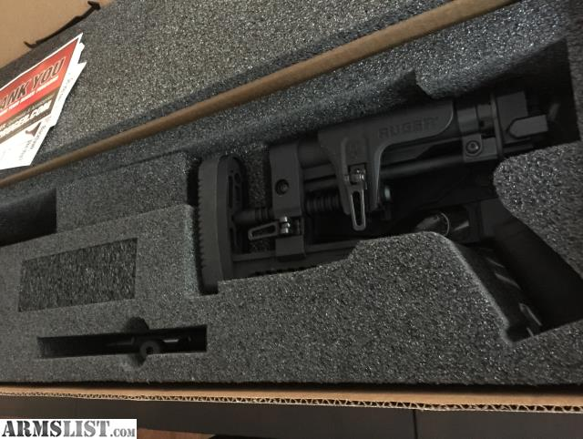 ARMSLIST   For Sale Ruger Precision Rifle in 308 640x482