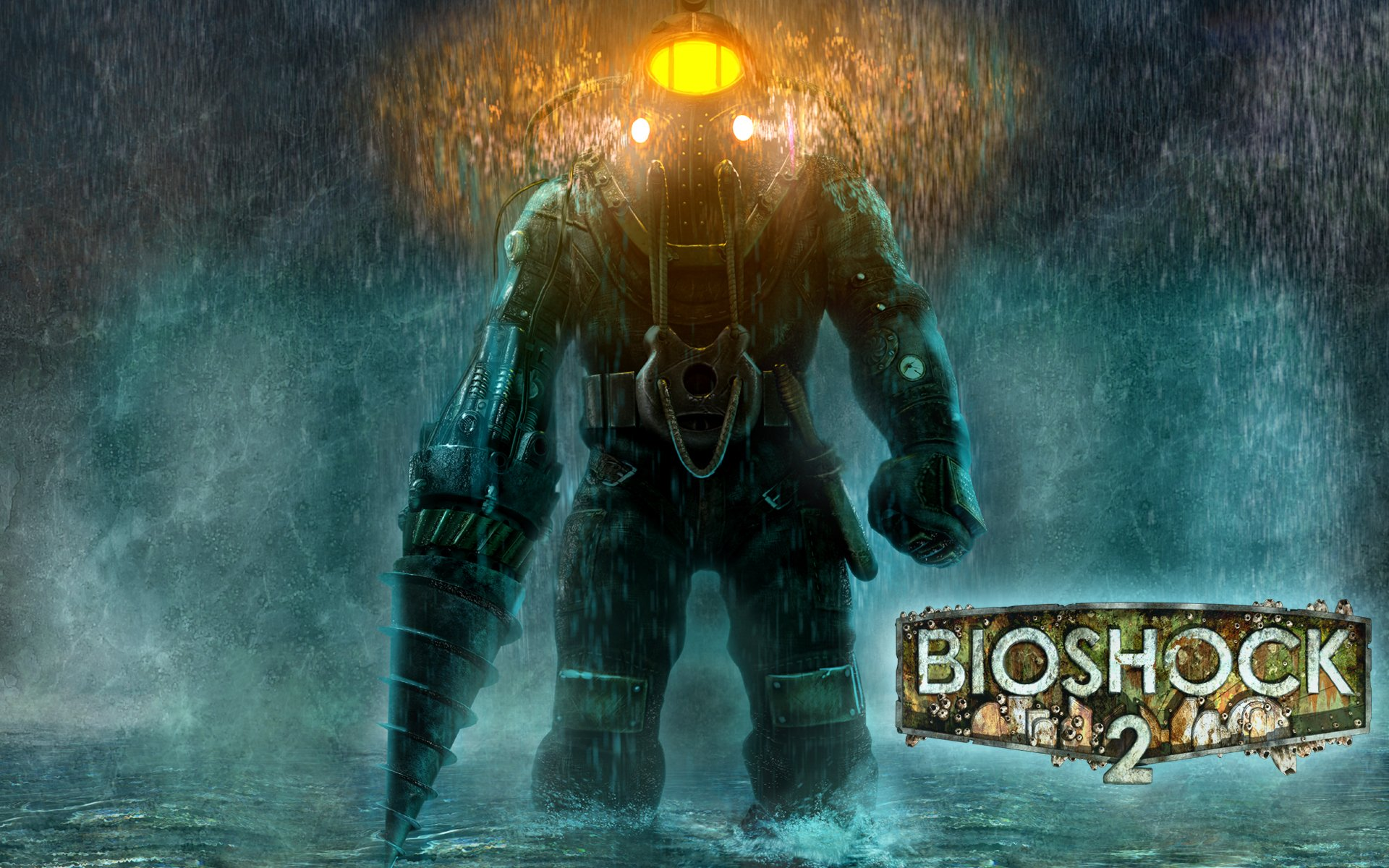 363 Bioshock HD Wallpapers Background Images 1920x1200