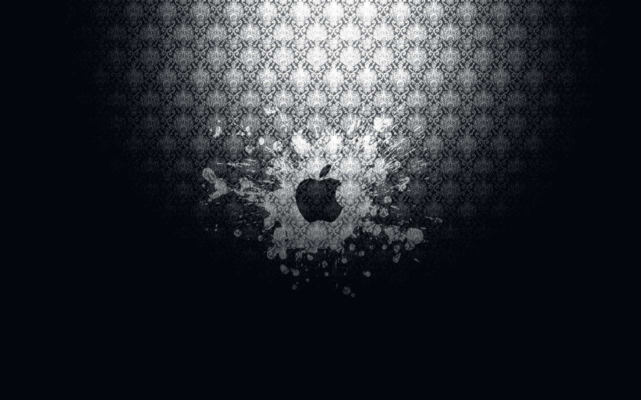 apple wallpaper desktop black apple wallpaper apple mac wallpaper 1280x800