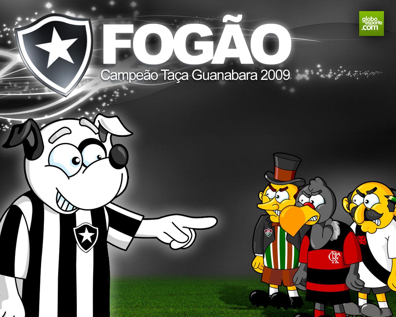 Botafogo Football Wallpaper 1280x1024