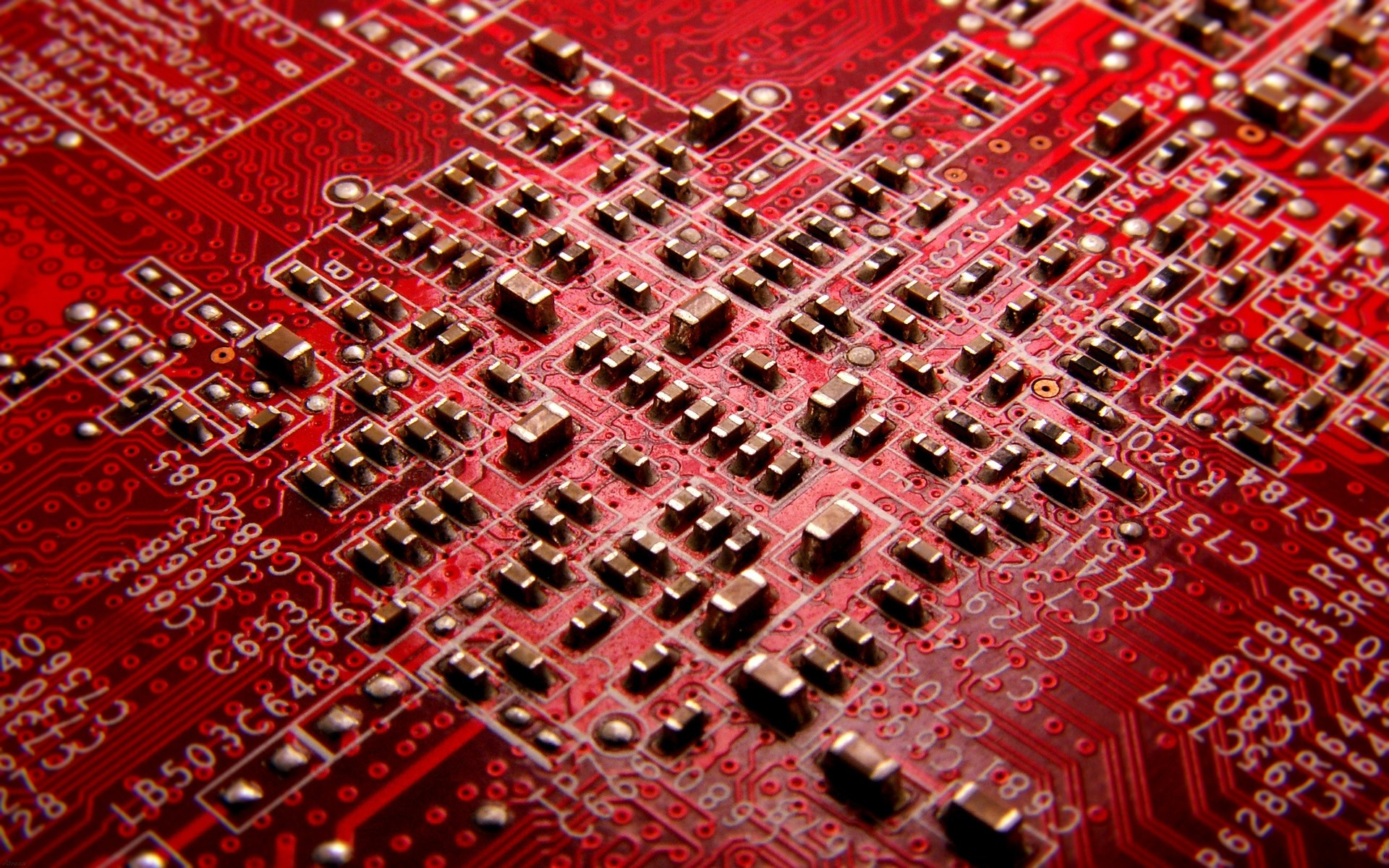 Chip computer technology wallpaper 1920x1200 10630 WallpaperUP 1920x1200