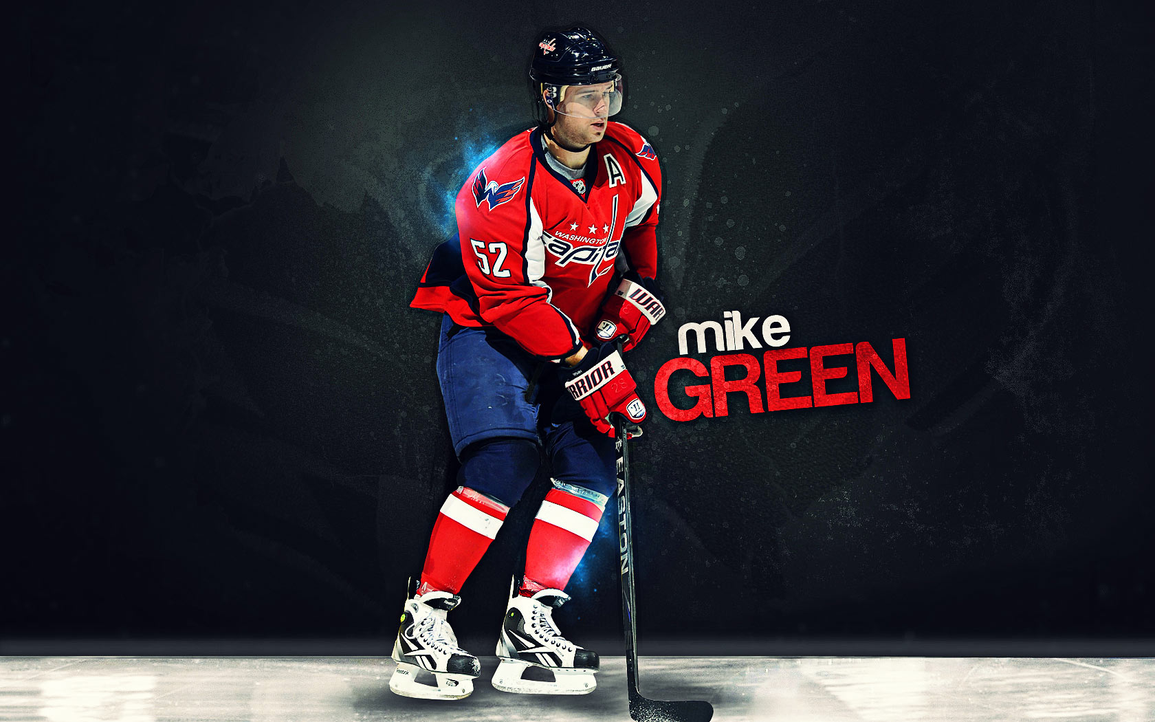 NHL Wallpapers   Mike Green Washington Capitals 1680x1050 wallpaper 1680x1050