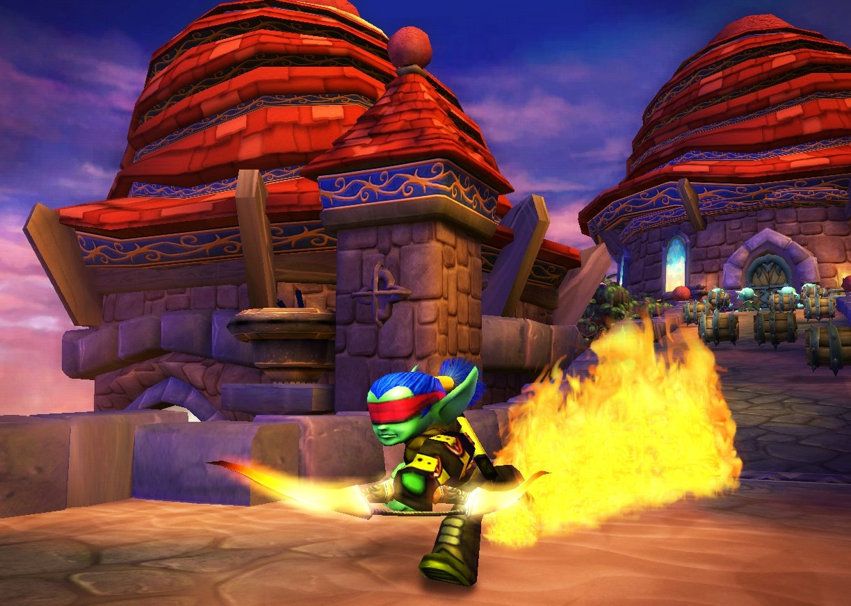 Skylanders Spyros Adventure video game wallpapers Wallpaper 21 1224x872